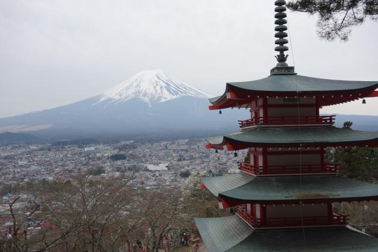 02 Chureito Pagoda