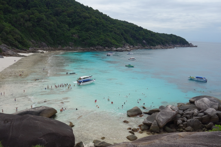 07 Similan island Sail Rock view