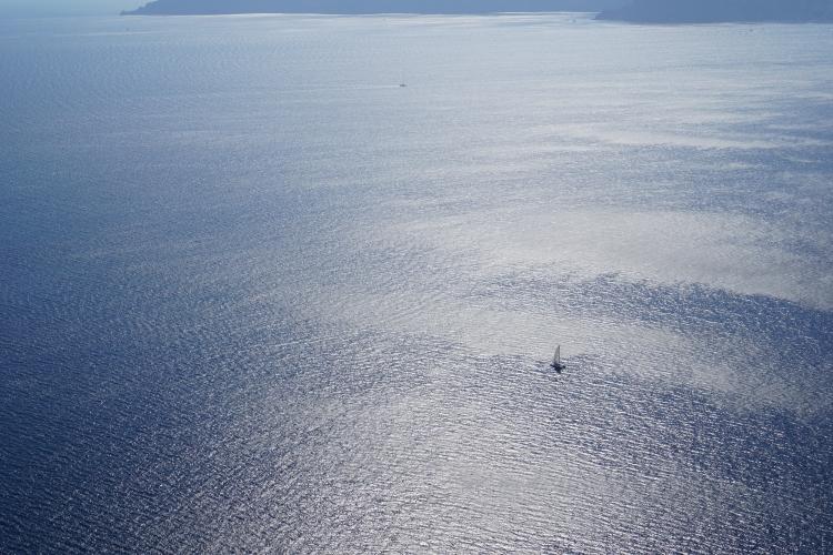 11 Caldera catamaran
