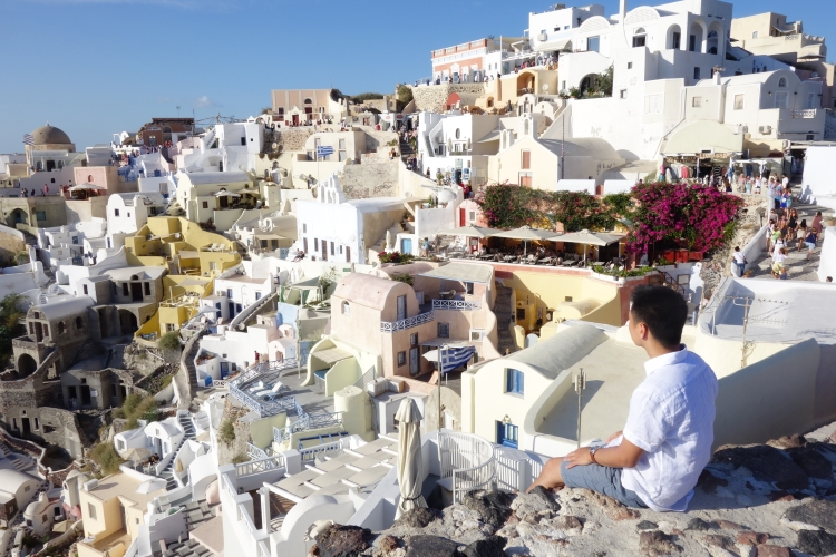 17 Oia self portrait dreams