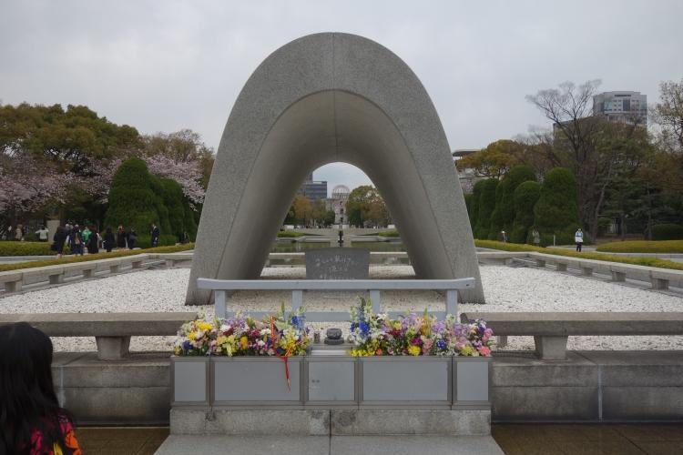 18 Hiroshima Cenotaph