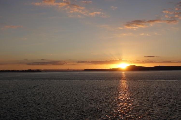 03 Waiheke Island sunset