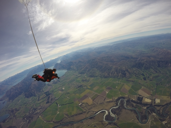 09 Wanaka skydiving