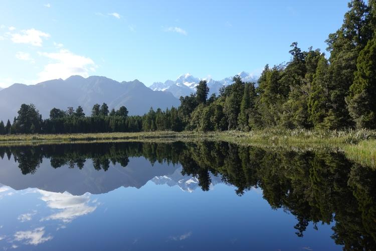 16 Lake Matheson