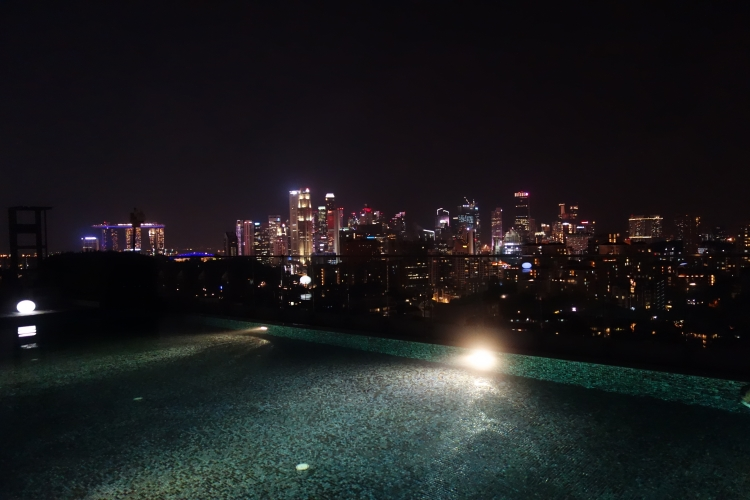 19 Jen Orchardgateway infinity pool night