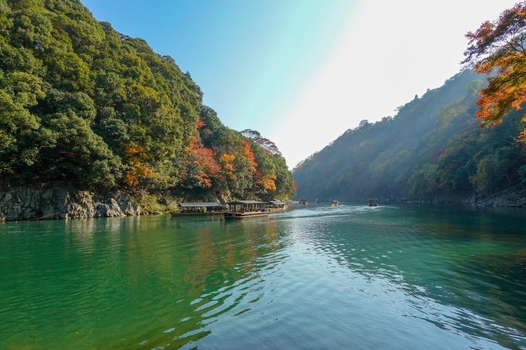 10 Arashiyama