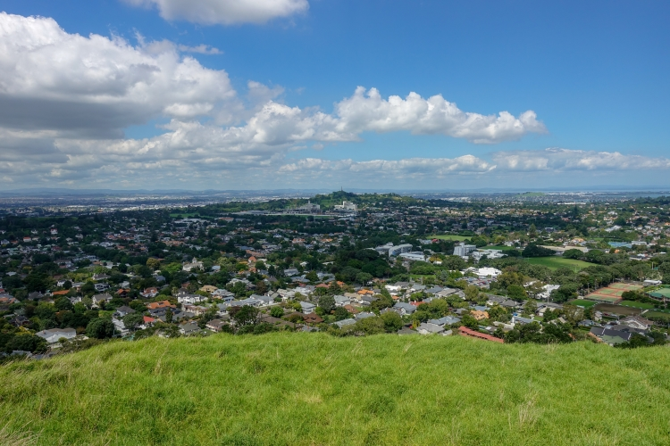 03 Mt Eden One Tree Hill view