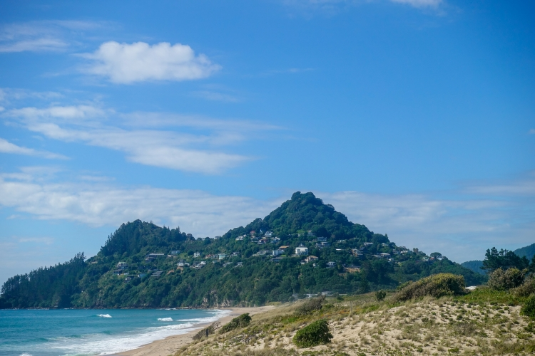 03 Tairua beach