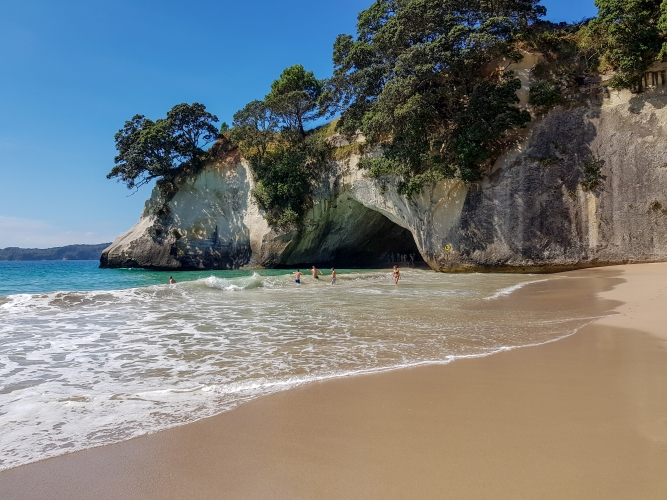08 Cathedral Cove